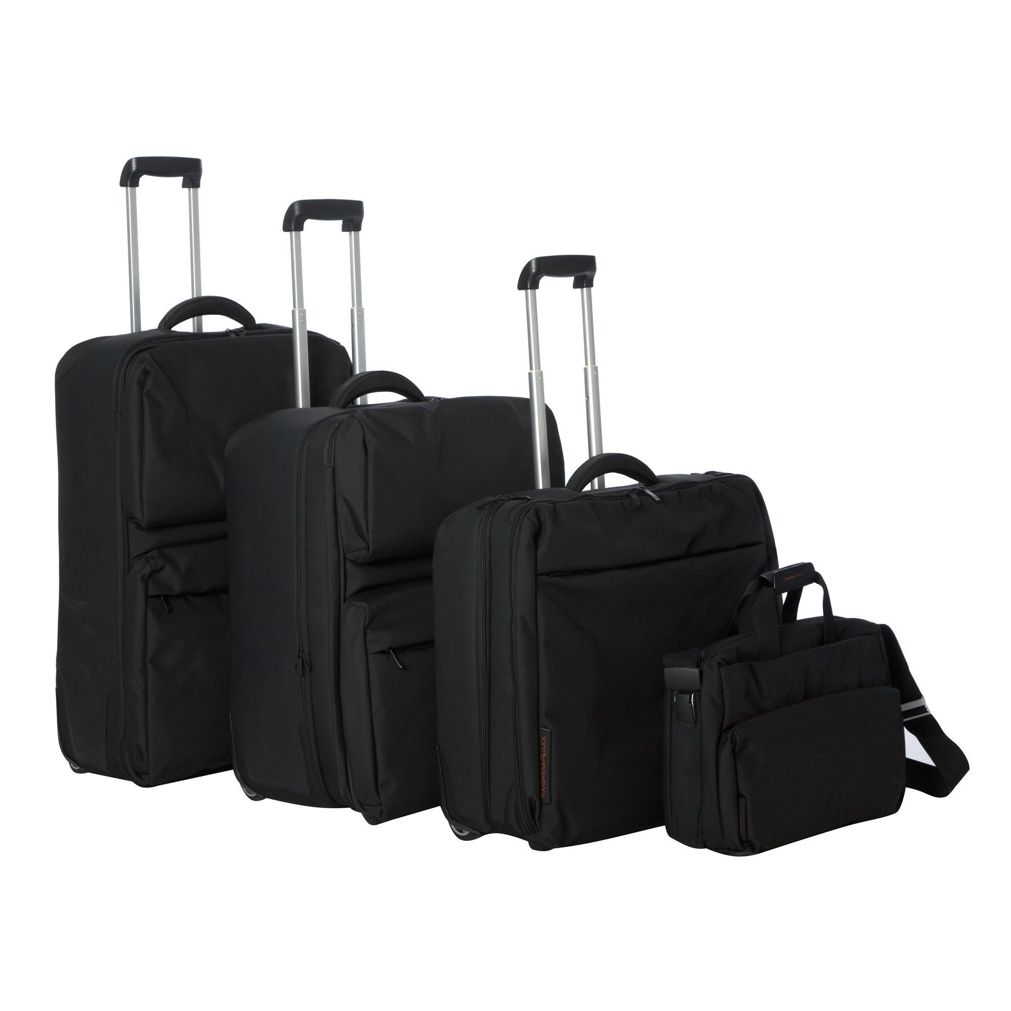 Mandarina Duck Work 54cm carry on trolley