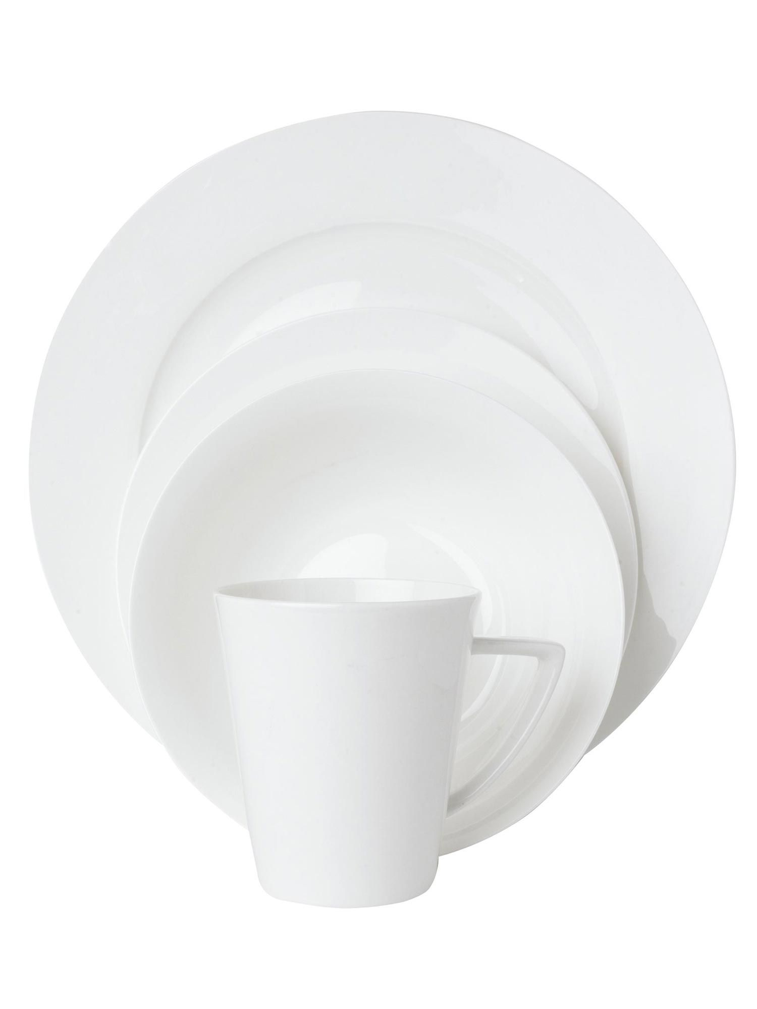 Eternal bone china dinnerware range