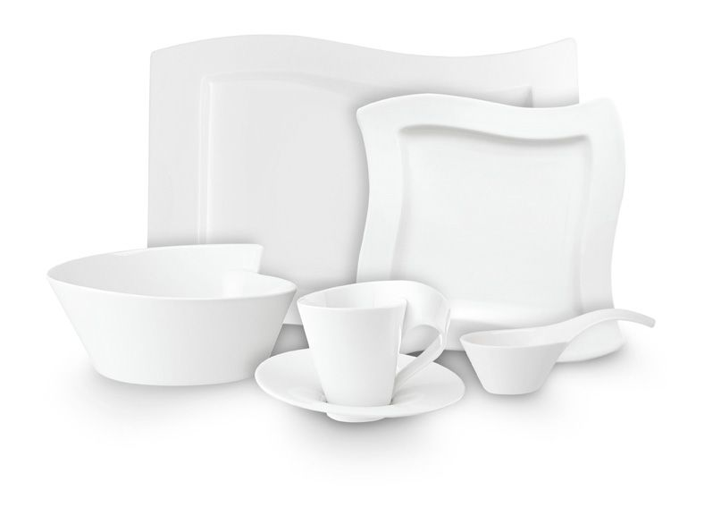 New Wave dinnerware range