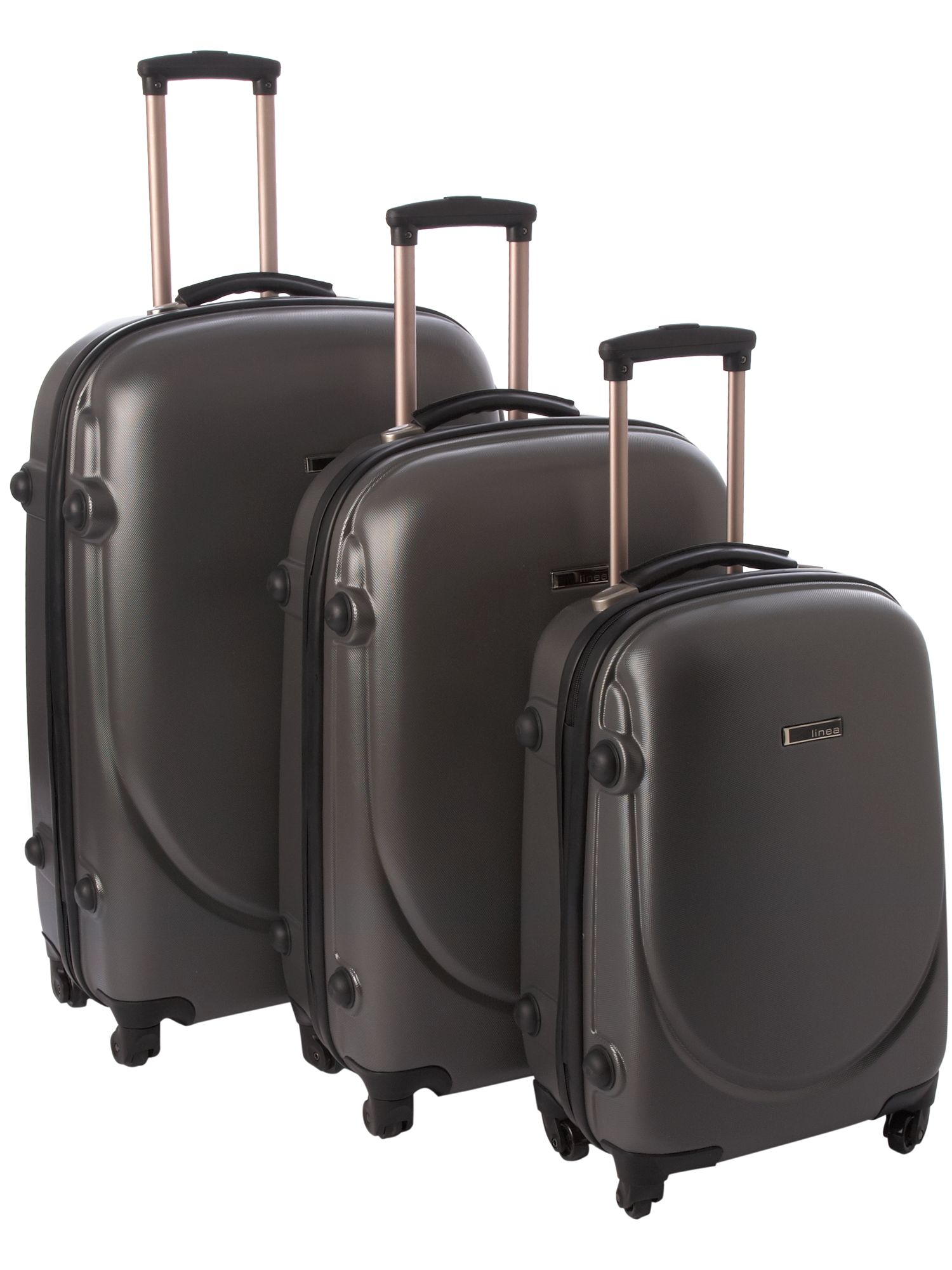 Linea Boston 50cm spinner trolley case
