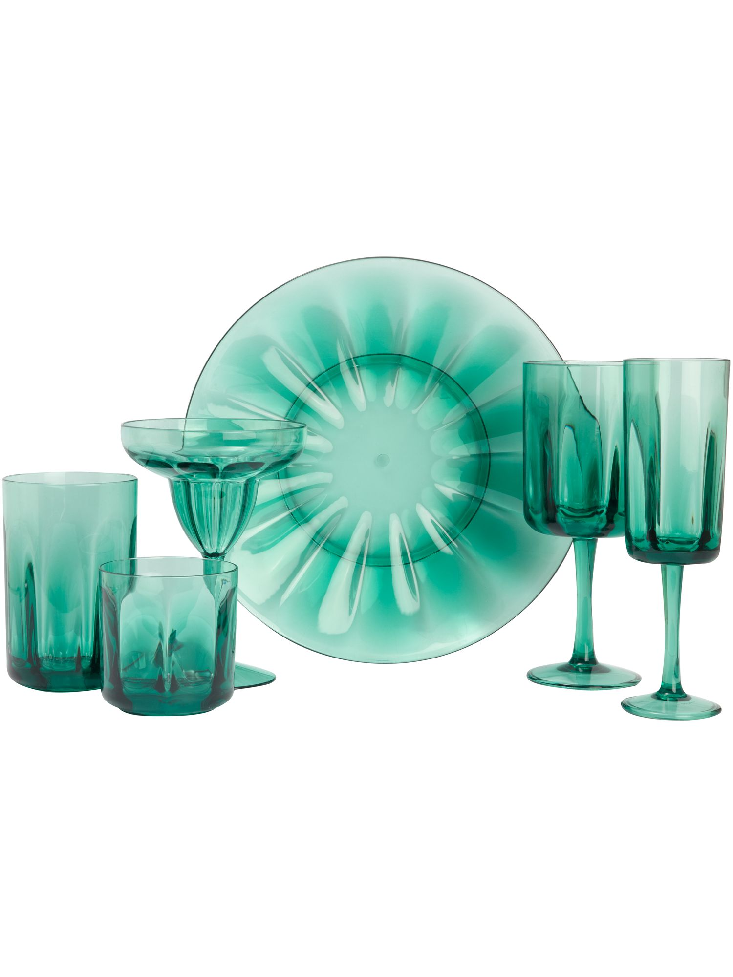 Linea Green Acrylic Wine Glass Review Compare Prices