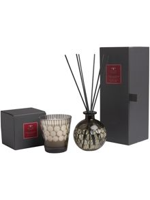 Pied a Terre Rose blossom and cassis room fragrance