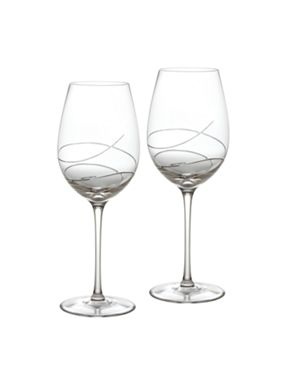Waterford Ballet Ribbon glassware