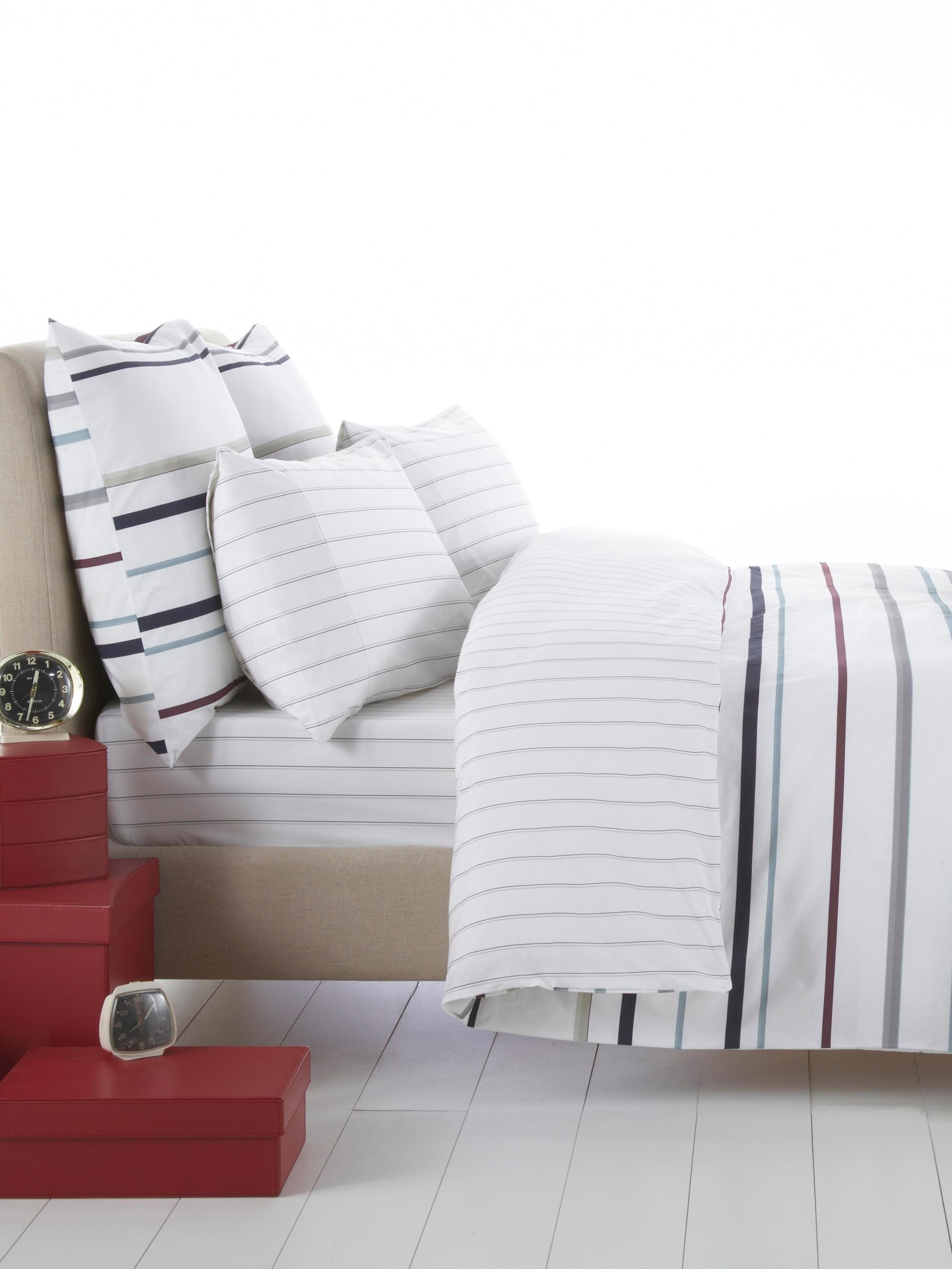 Bed by Conran Breton pillowcase pair