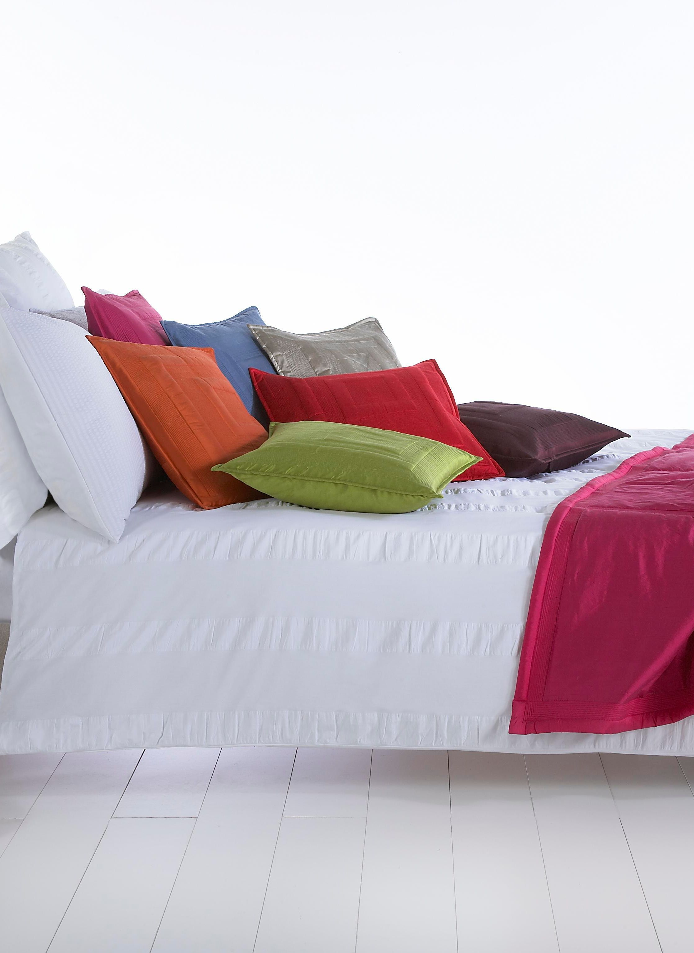 Bed by Conran Texture square pillowcase