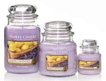Yankee Candle Lemon lavender room fragrance