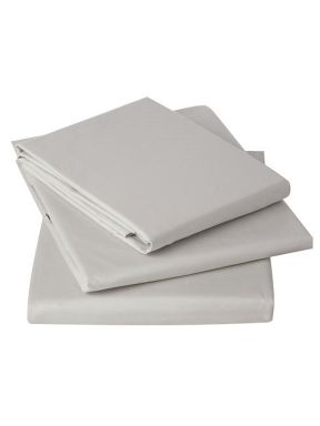Linea 500 thread count bed linen in grey