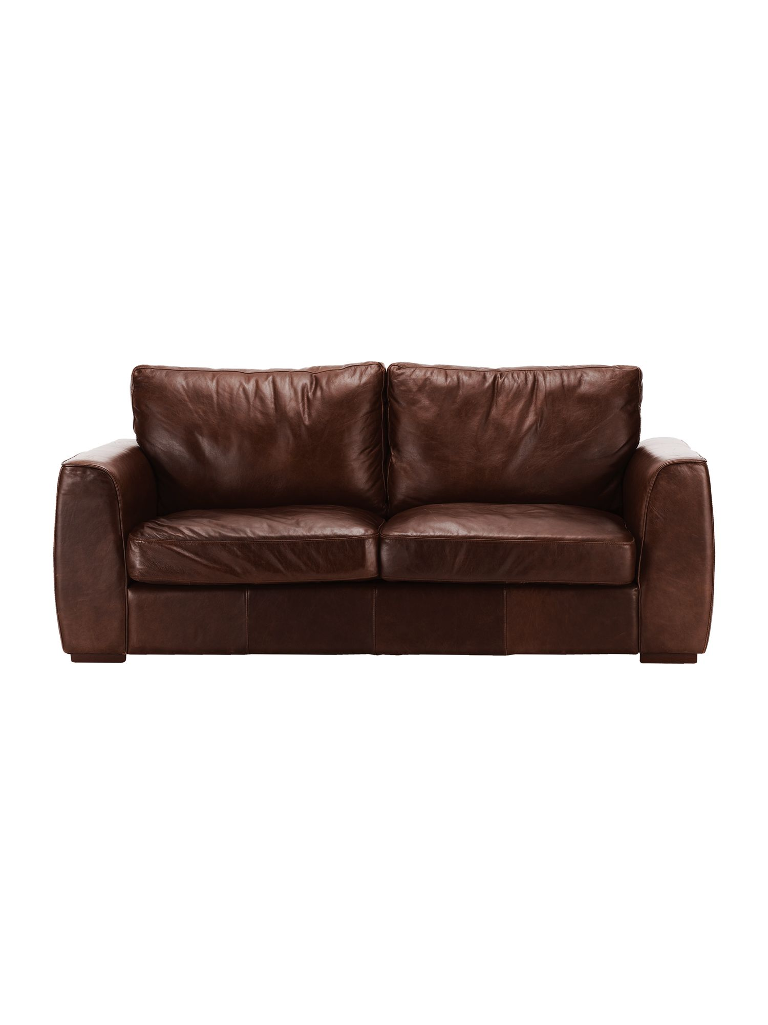 Colorado 3 seater large sofa Mocca