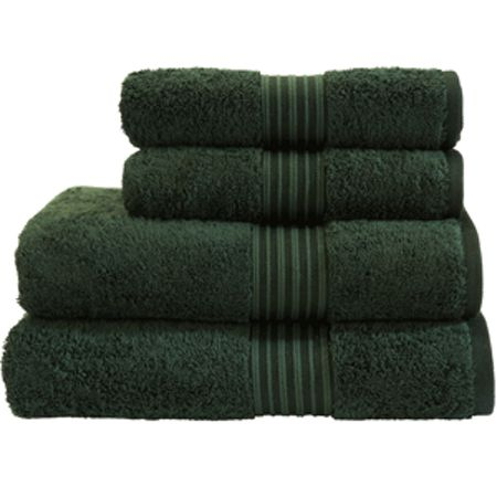Christy Supreme guest towel 40x76 Spruce