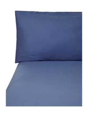 Linea 100% cotton bedlinen in petrol