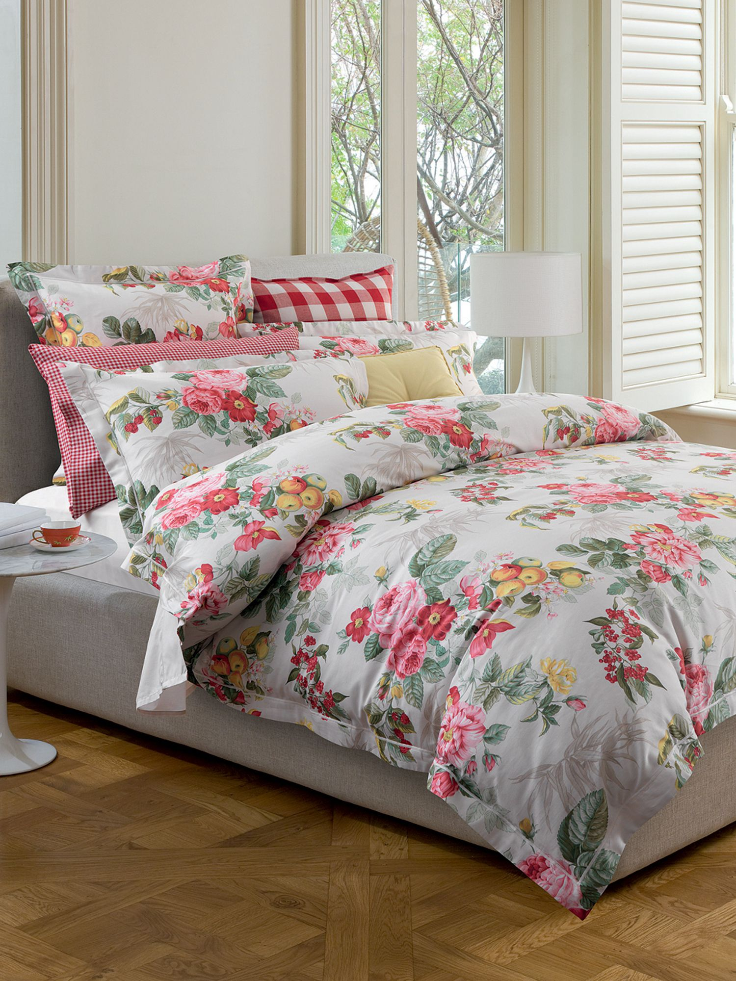 Sheridan Palma european pillowcase