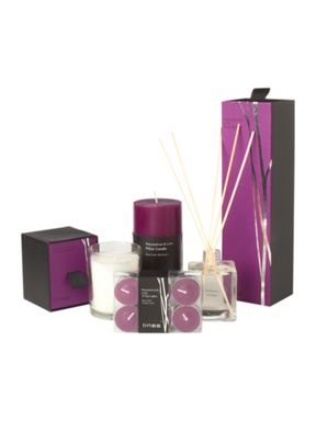 Linea Passionfruit & Lime room fragrance
