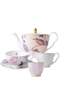 Wedgwood Cuckoo serveware by Harlequin collection