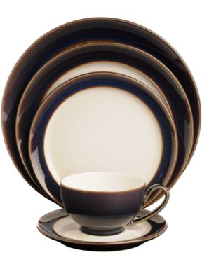 Denby Amethyst oven to tableware