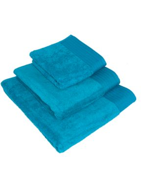 Linea Passion towels in ocean