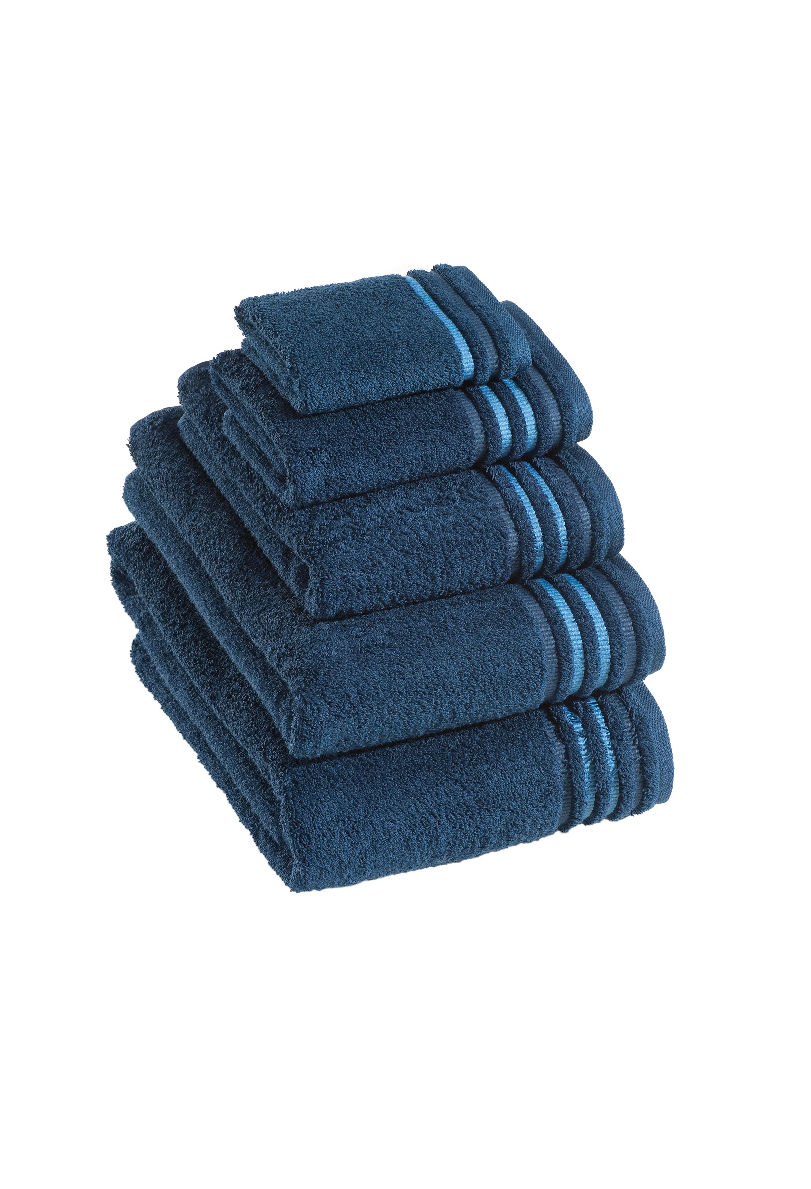 De Lux towel range in winternight