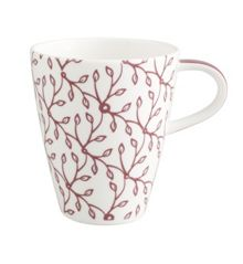 Villeroy & Boch Caffe club dinnerware in floral berry