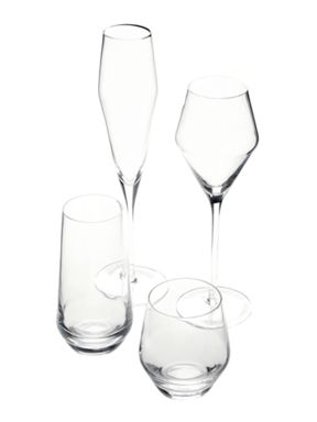 Casa Couture Claudia glassware