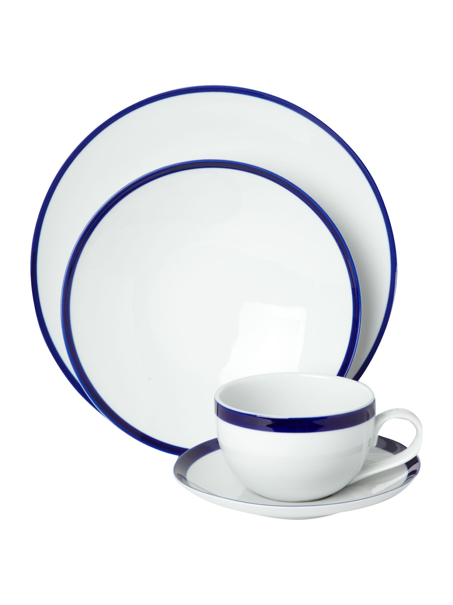 Pacific dinnerware