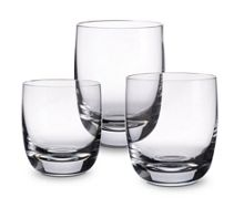 Scotch whisky dinnerware glass range
