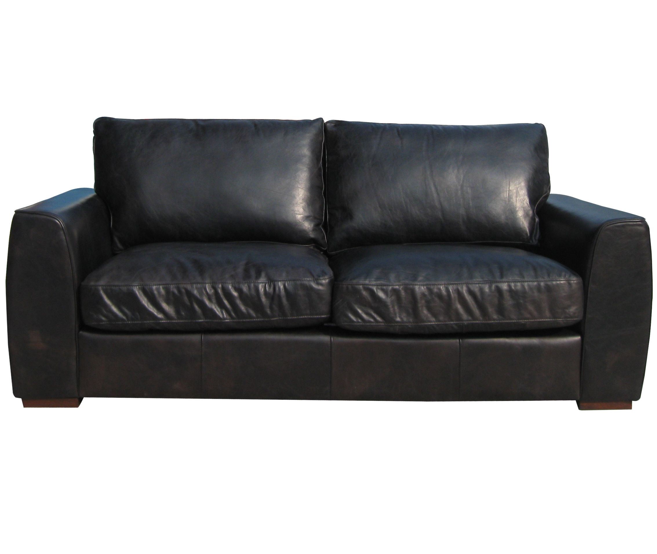 Colorado black sofa range