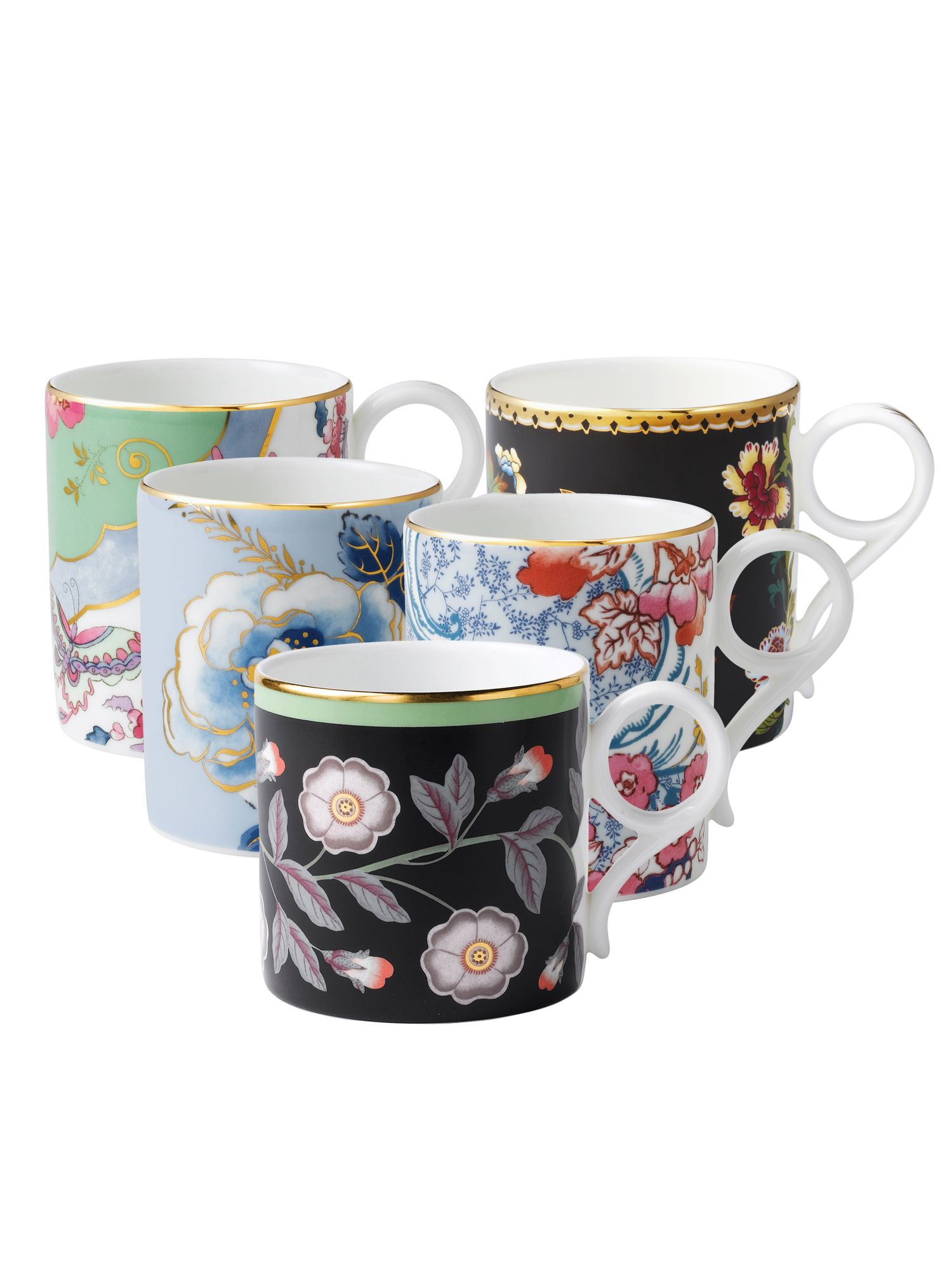 Archive mug collections