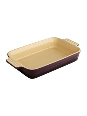 Le Creuset Ovenware range in Cassis