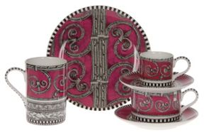 Timney Cathedral tableware