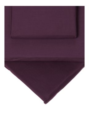 Luxury Hotel Collection 500 thread count bedlinen in purple