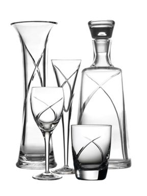 Waterford Siren glassware
