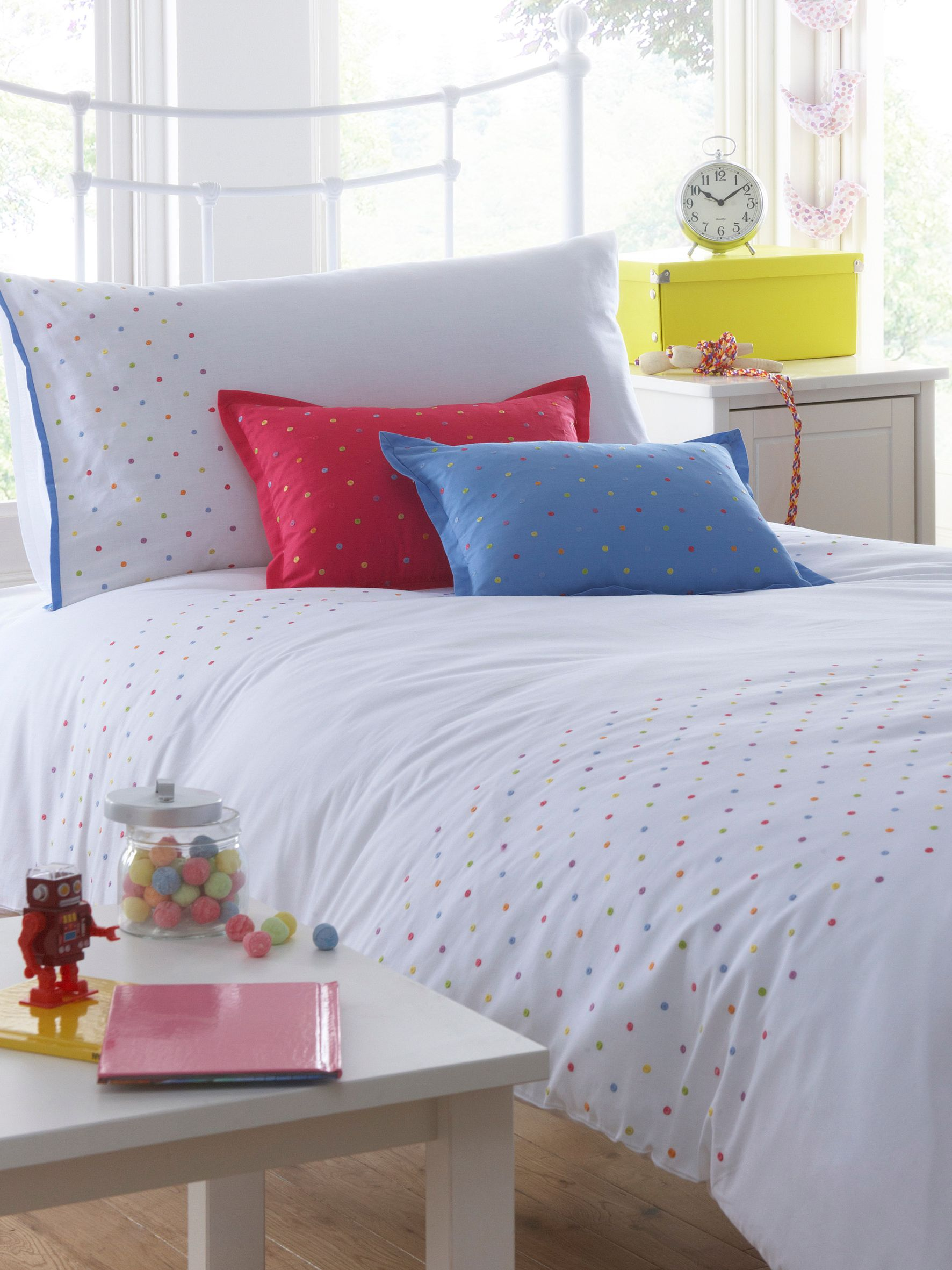 Jester double duvet cover set