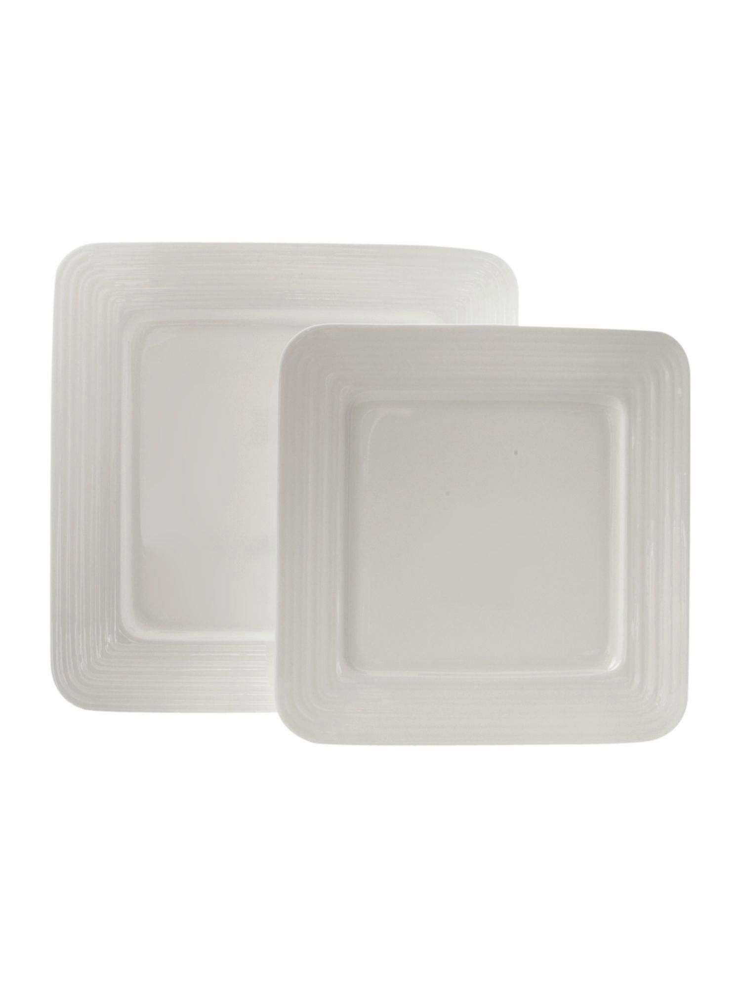 Soho Square dinnerware