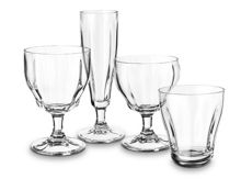 Farmhouse touch glassware range
