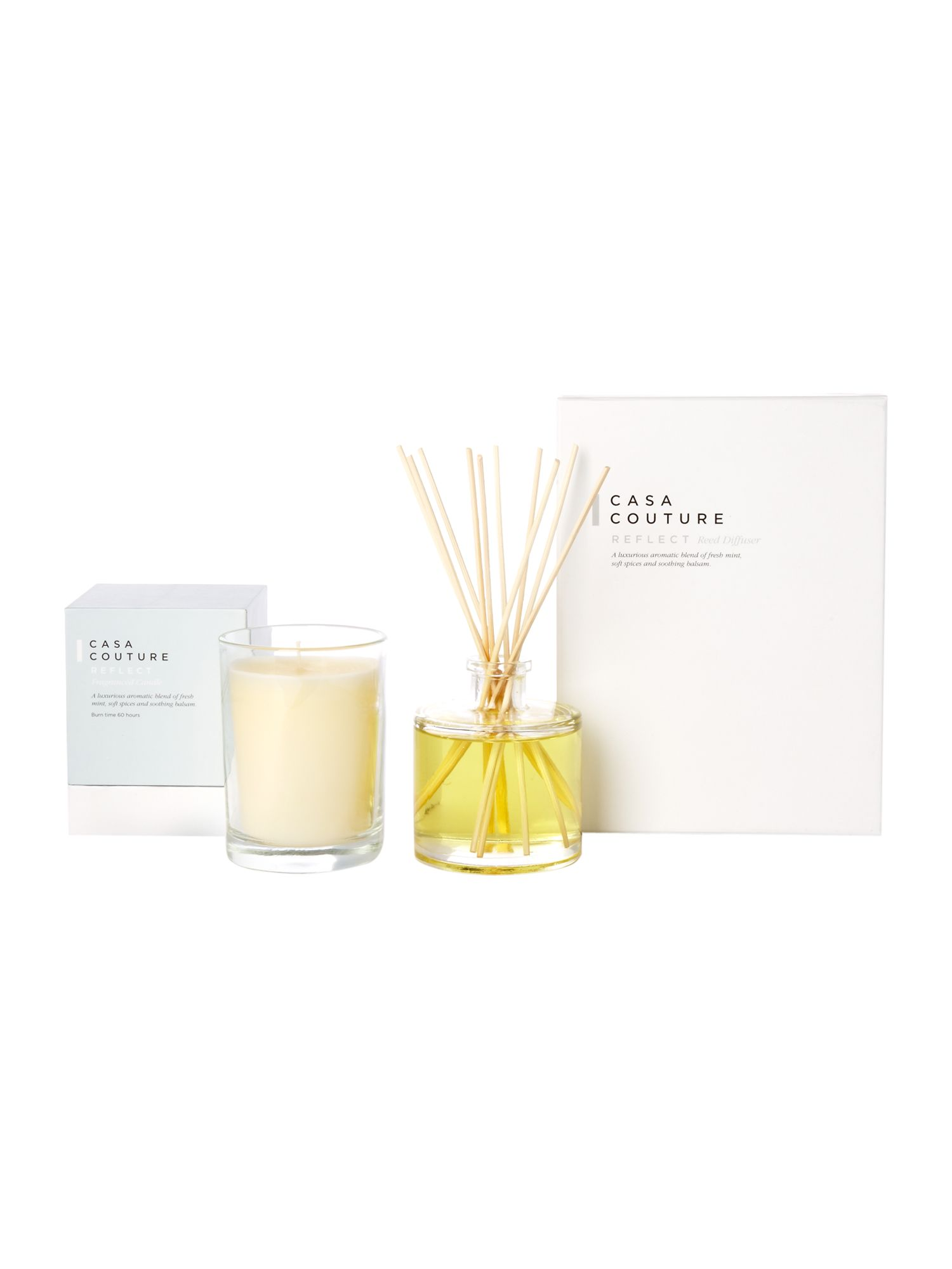 Reflect home fragrance range