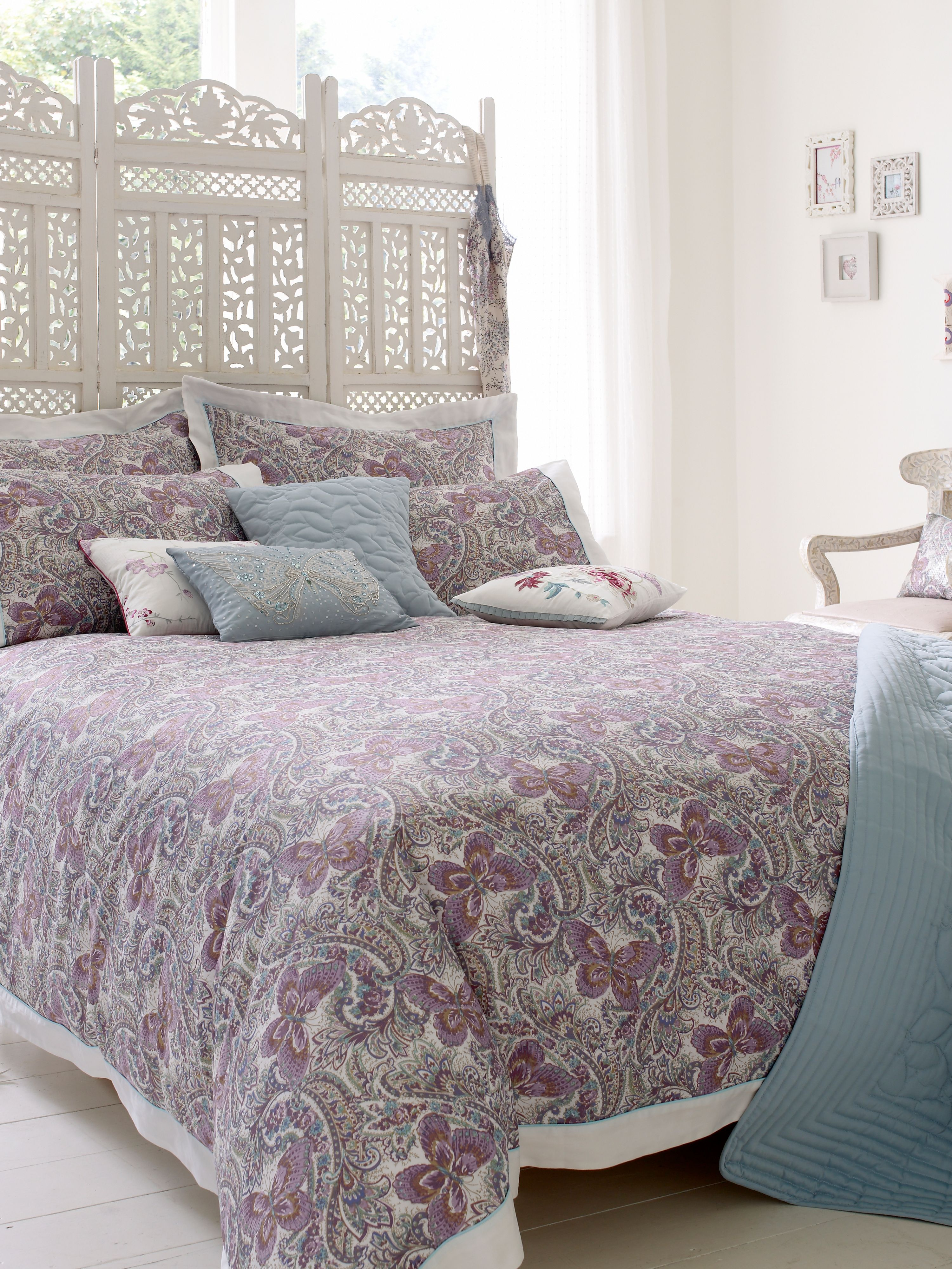 Papillon single duvet cover 152684584
