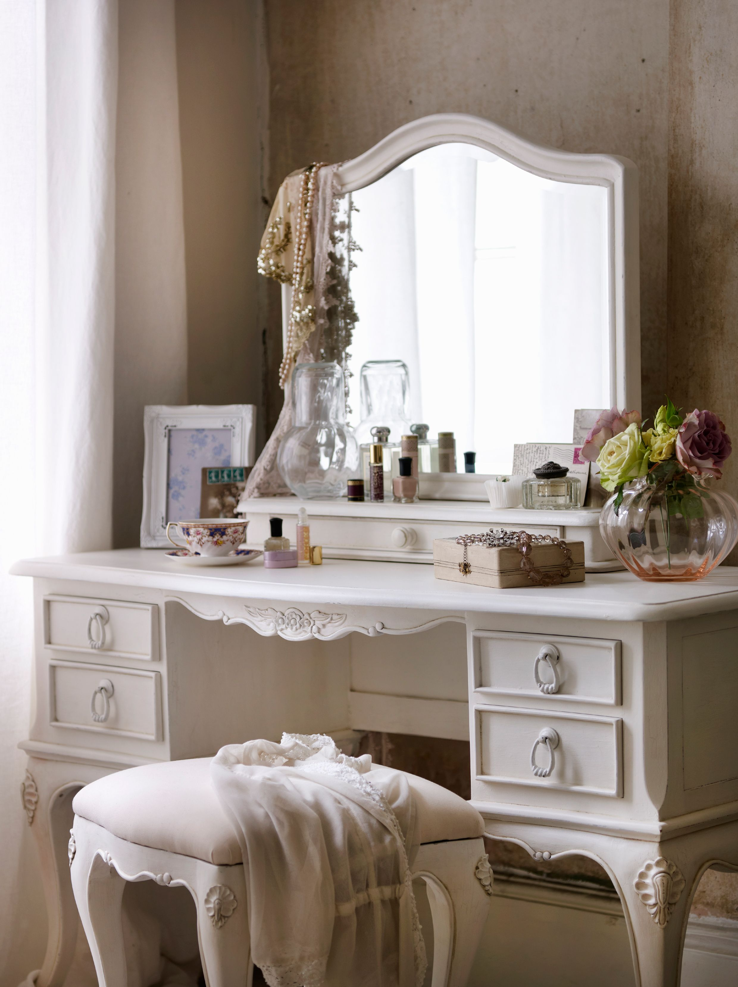 Primrose bedroom furniture range