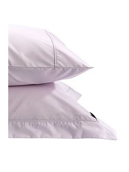 Plain Dye Oxford Rectangle Pillowcase Heather