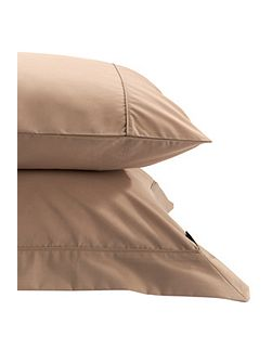 Plain Dye Single fitted Sheet Stone
