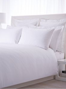 500 thread king size duvet cover set white