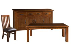 Linea Wyoming dining room furniture range
