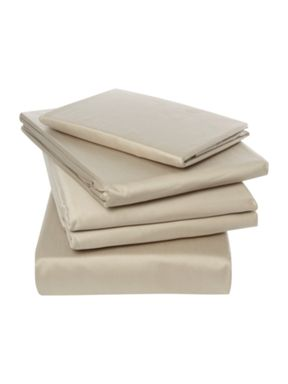 Hotel Collection 500 thread count oyster sheeting range