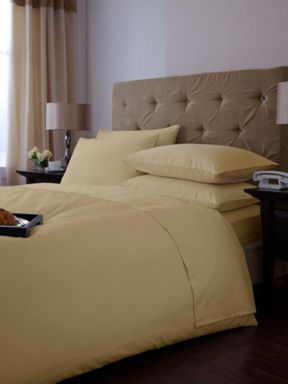Luxury Hotel Collection 500 thread count gold sheeting