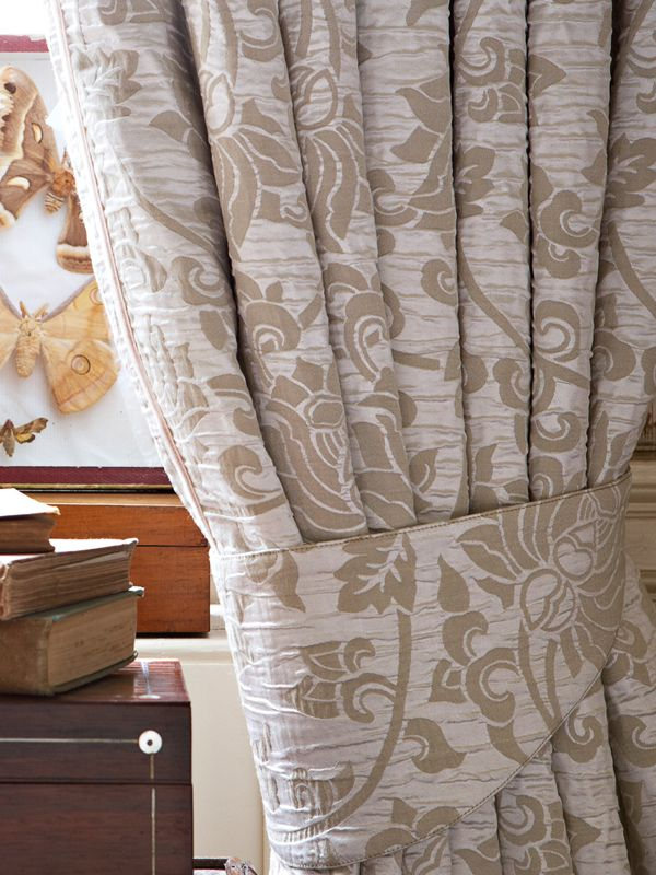 Harmony curtains 90x90 Oyster 157404484
