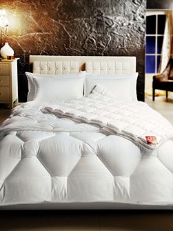 Bauschi® Lux polyester super king warm duvet