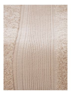 Linea Super soft towels and bathmat in sand