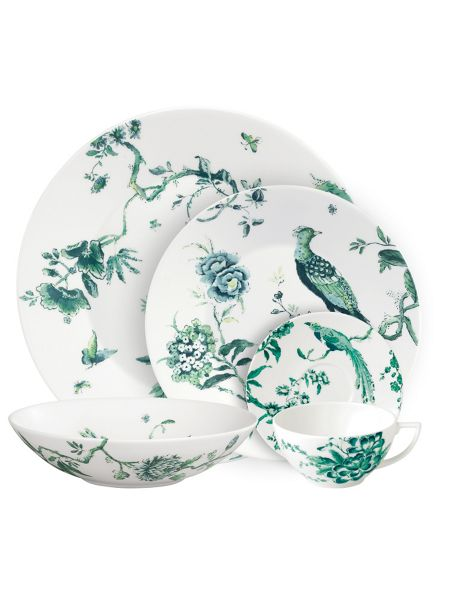 Wedgwood Jasper conran chinoiserie white  soup plate