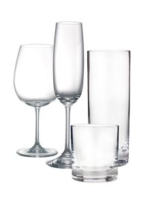 Waterford Vintage glassware