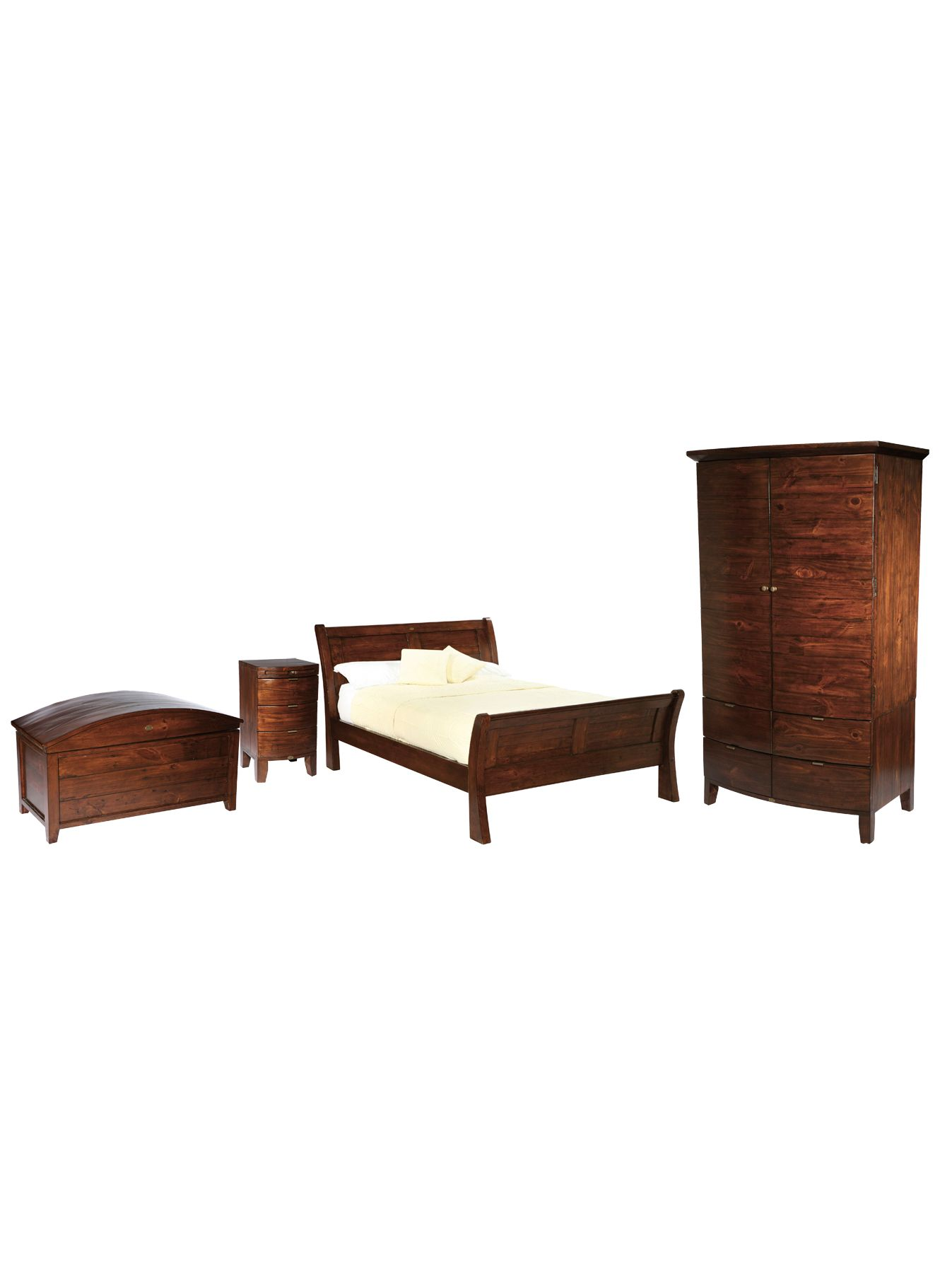 Lyon Bedroom Furniture Range