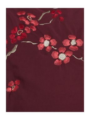 Pied a Terre Bamboo Flower bed linen