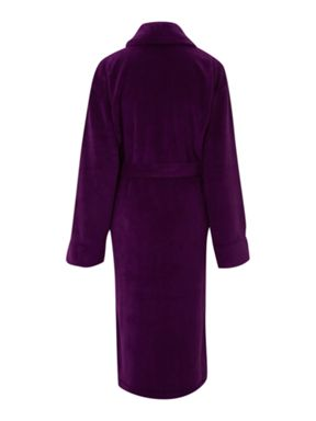 Linea Linea fleece robes in passionfruit